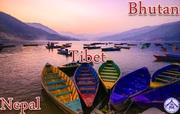Nepal Tibet Bhutan Tour Packages,  Trip to Lhasa,  Kathmandu,  Paro